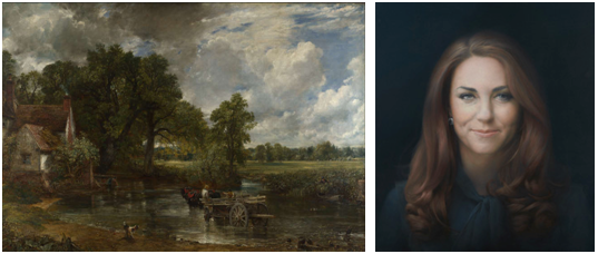 the hay wain essay The hay wain (1821 national gallery, london), one of these so-called six- footers, was among the three paintings that constable exhibited at the paris  salon of.